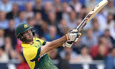 Glenn Maxwell has scored 299 runs in the ongoing BBL