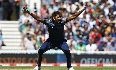 Suranga Lakmal was outstanding with the new ball