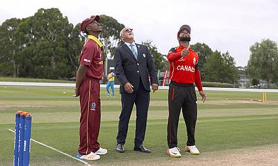 West Indies v Canada Highlights | QF Plate ICC u19 World Cup 2018
