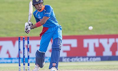 Shubman Gill scored a century for India