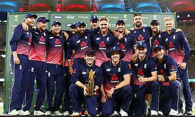 England name squad for ODI series against New Zealand
