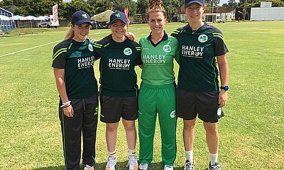 Aaron Hamilton, Head Coach of the Ireland Women's team, spoke about the Zimbabwe tour so far: