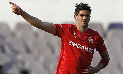 Graeme Cremer picked four wickets