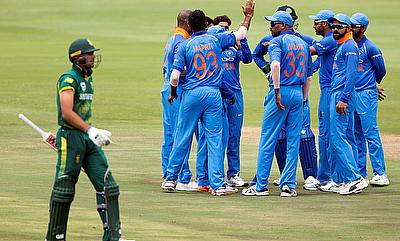 India registered their maiden ODI series win in South Africa