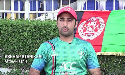 Afghanistan's Asghar Stanikzai on Playing in World Cup Qualifier