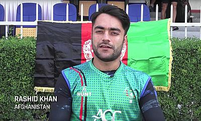 Afghanistan's Rashid Khan on Playing in World Cup Qualifier