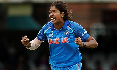 Jhulan Goswami sustained a heel injury during the ODI series in South Africa