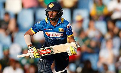 Kusal Mendis scored his second fifty in the series