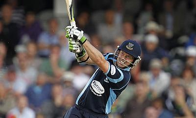 Ed Joyce played for Sussex between 2009 and 2016