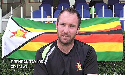 Zimbabwe's Brendan Taylor on Playing in the World Cup Qualifier