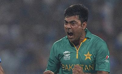 Mohammad Sami picked two wickets in the game