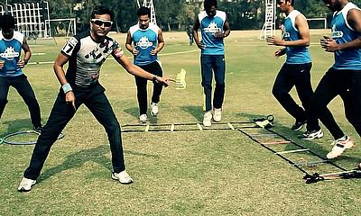 Close Fielding Drills with Chinmoy Roy