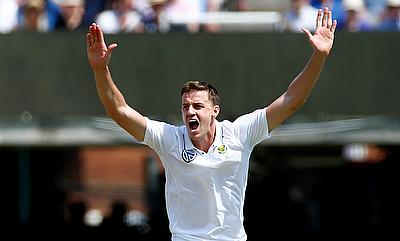 Morne Morkel is on the verge of 300 wickets in Test cricket