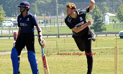 American College Cricket