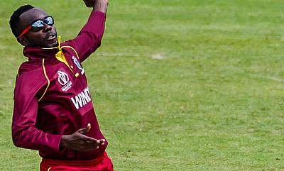 Nikita Miller was sensational for West Indies