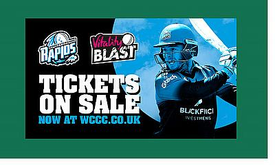 Rapids Tickets On Sale For Vitality Blast - And Offer Great Value