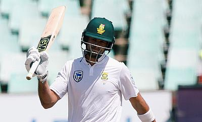 South Africa's Aiden Markram scored 143 runs