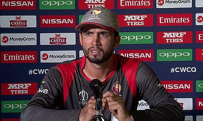 Post Match Press Conference: Rohan Mustafa