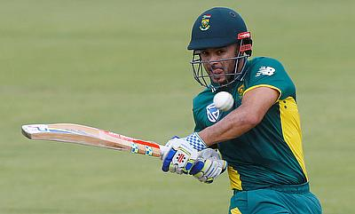 JP Duminy came up with a man of the match performance