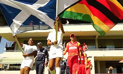 Match Highlights Zimbabwe v Scotland | ICC World Cup Qualifier 2018