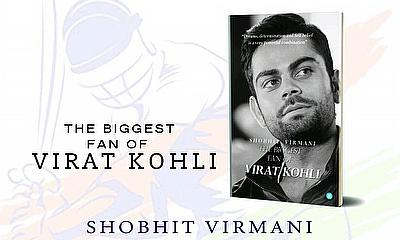 The Biggest Fan Of Virat Kohli by Shobhit Virmani