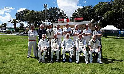 Essex v Yorkshire Ridings- Malta Seniors Cricket Festival