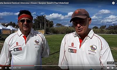 Malta Seniors Festival | Interview | Essex | Sanjeev Sood & Paul Wakefield