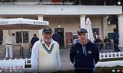 Malta Seniors | Interview | Yorkshire Ridings | Neville Alan & Dave Fairbank
