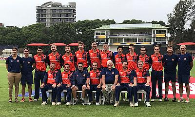 Netherlands in T20 Tri Series vs MCC and Nepal at Lord's
