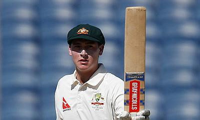 Matt Renshaw has played 10 Tests for Australia