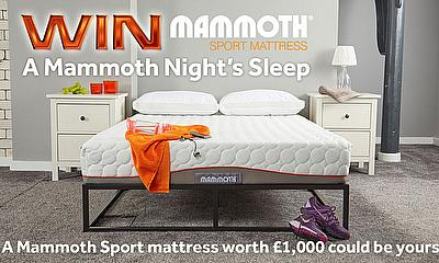 WIN! A Mammoth night's  sleep