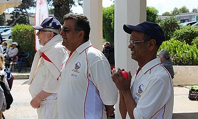 Malta Seniors Cricket Festival