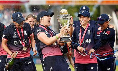 Wisden Honour Reactions from Knight, Sciver and Shrubsole