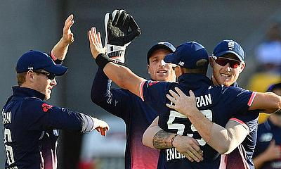 England overtake India to reach No.1 in ODI rankings