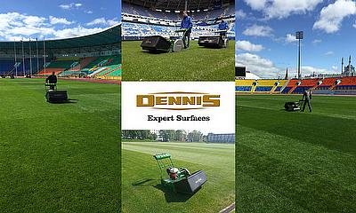 Dennis Mowers prepares for 2018 World Cup