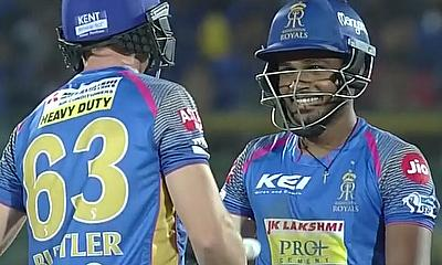 Jos Buttler's master class chase keeps Rajasthan Royals in the hunt