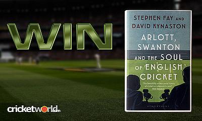 Win A Signed Copy of Arlott, Swanton and the Soul of English Cricket