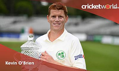 Cricket World Player of the Week - Kevin O'Brien - Ireland