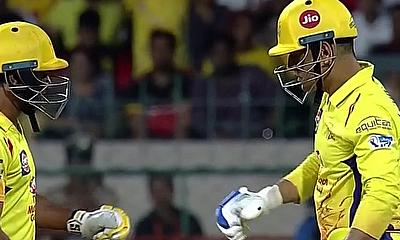 Chennai Super Kings and Sunrisers Hyderabad log heads in battle of Supremacy
