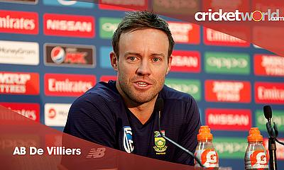 AB de Villiers - Cricket World Player of the Week