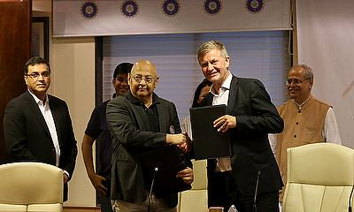 BCCI signs Letter of Intent with UN Environment