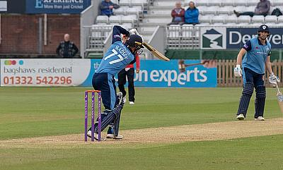 Yorkshire win thrilling match with Derbyshire in One Day Cup