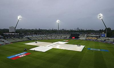Warwickshire v Northamptonshire in the  North Group One Day Cup - Match Abandoned - Rain
