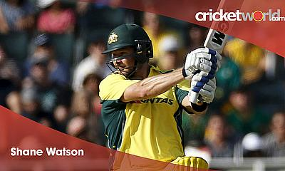 Cricket World Player of the Week - Shane Watson Chennai Super Kings