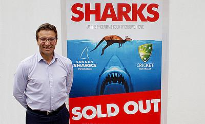 Sussex Cricket  -- Australia match is a sell-out