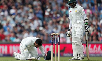 The Ghost of Headingley - 2nd Test 1st day match report - England v Pakistan