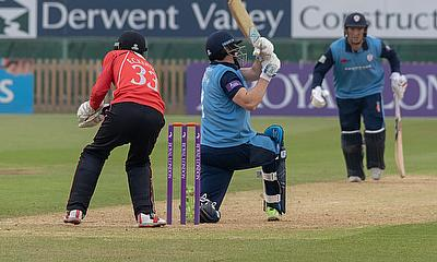 Godleman and Slater take Derbyshire to the Top of the Table in One Day Cup