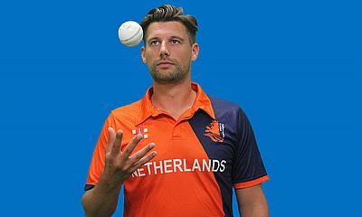 Netherlands men's squad for the Ireland and Scotland  T20I Tri Series