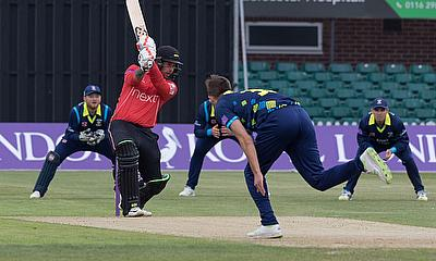 Leicestershire beat Durham by 5 wickets in their last One Day Cup match