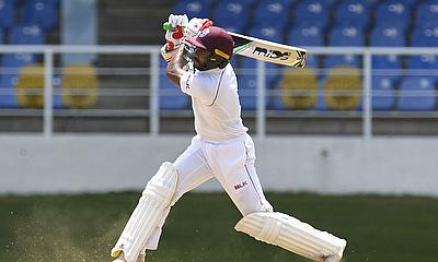 First Test between WINDIES and Sri Lanka - second day